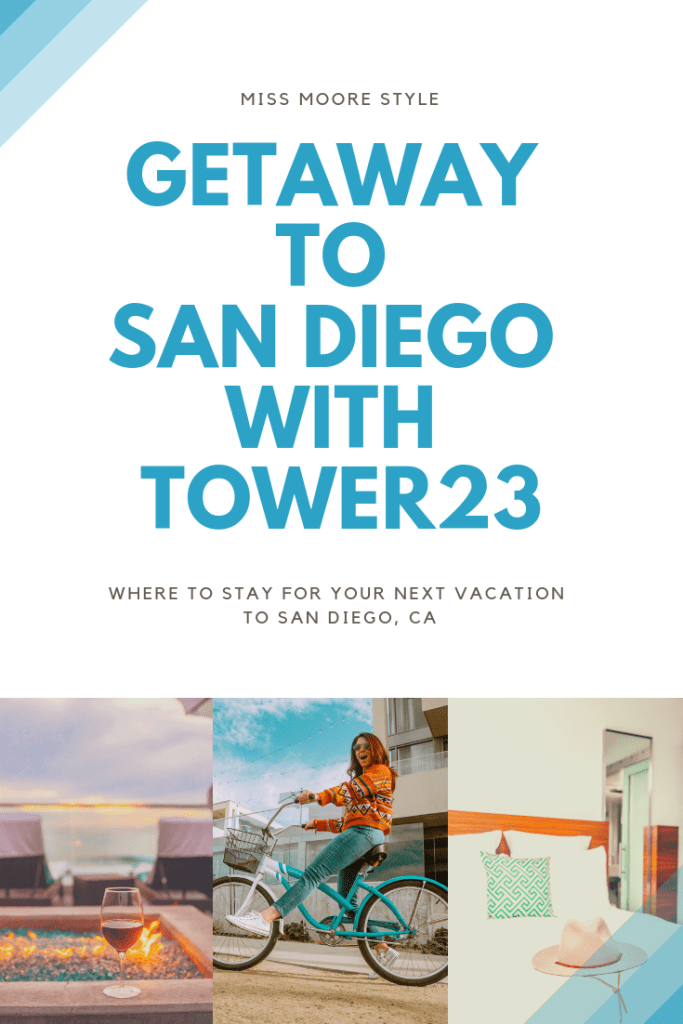 Getaway To San Diego With Tower23