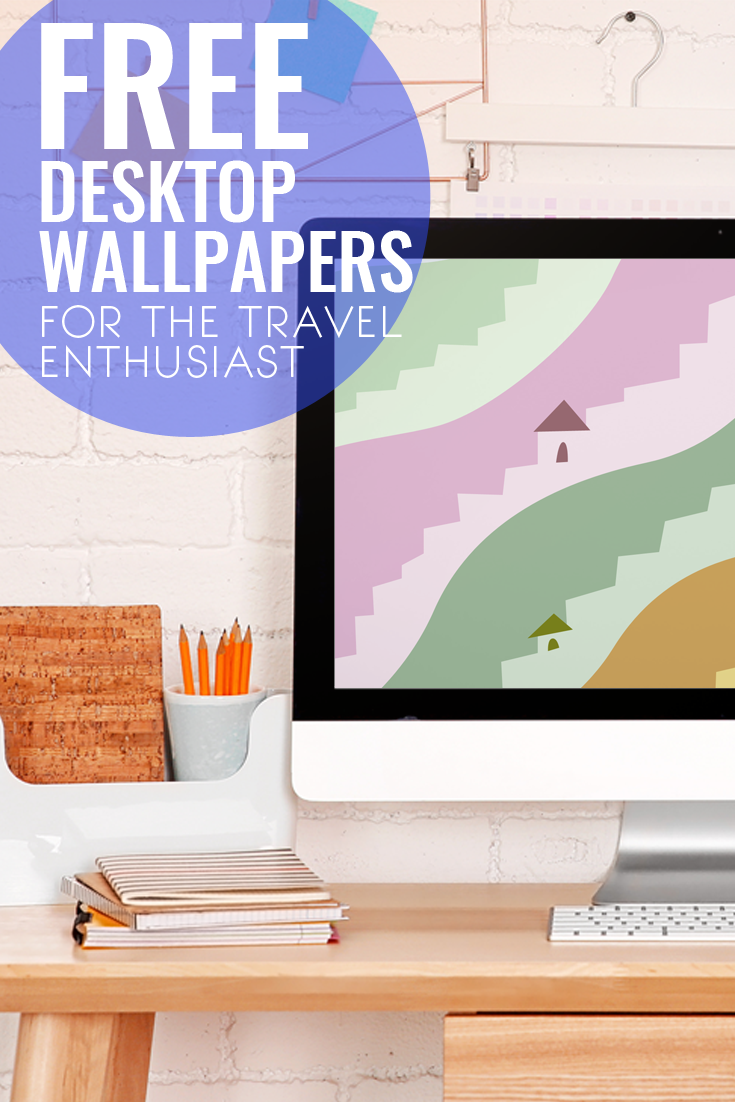 "free ""top 5 destinations"" desktop wallpapers | printables and"