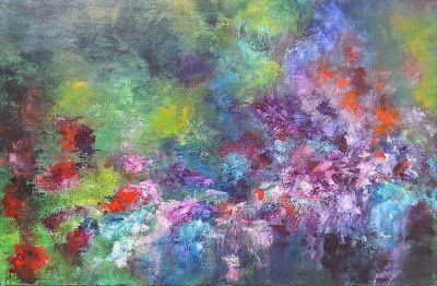 Maryse artiste peintre: Abstraits de 2012 à 2014