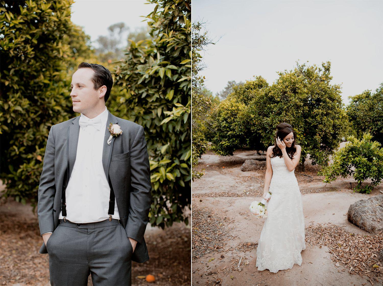 San Diego Wedding Photographer // Bride and Groom