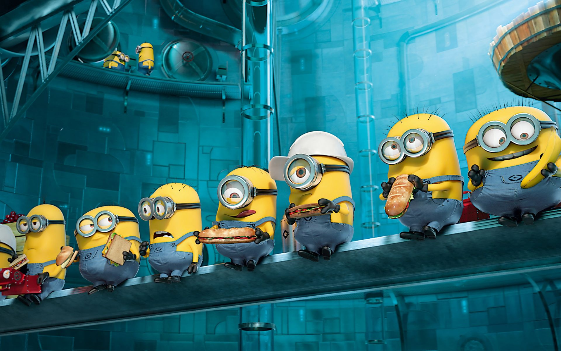 Minions From Despicable Me | Minions Despicable Me 2 HD Wallpapers. Free  Download Paradise Minions