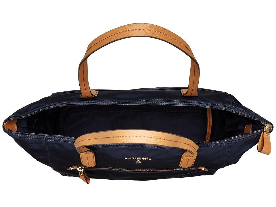 c6a62f600de5 MICHAEL Michael Kors Nylon Kelsey Large Top Zip Tote Handbags Admiral