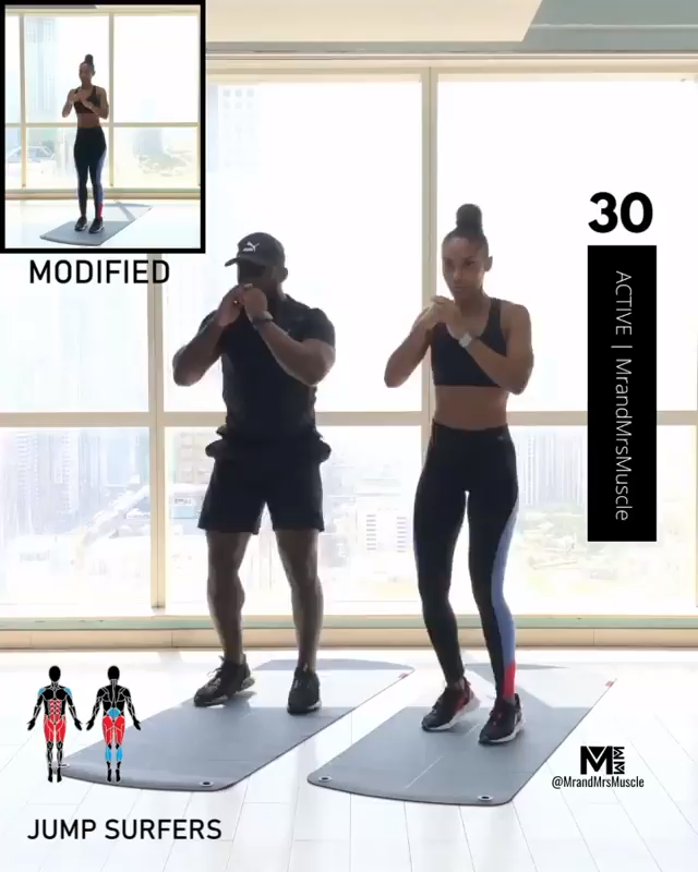 Valeron on Twitter Full body HIIT exercise. Add th