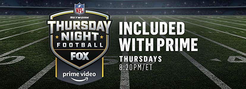 Thursday Night Football Included With Prime Watch Live At 8 20pm