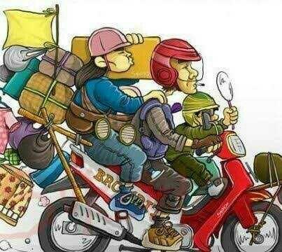 Siapkan Motor Honda Anda Tuk Mudik Ahass Setia Kawan Motor Http