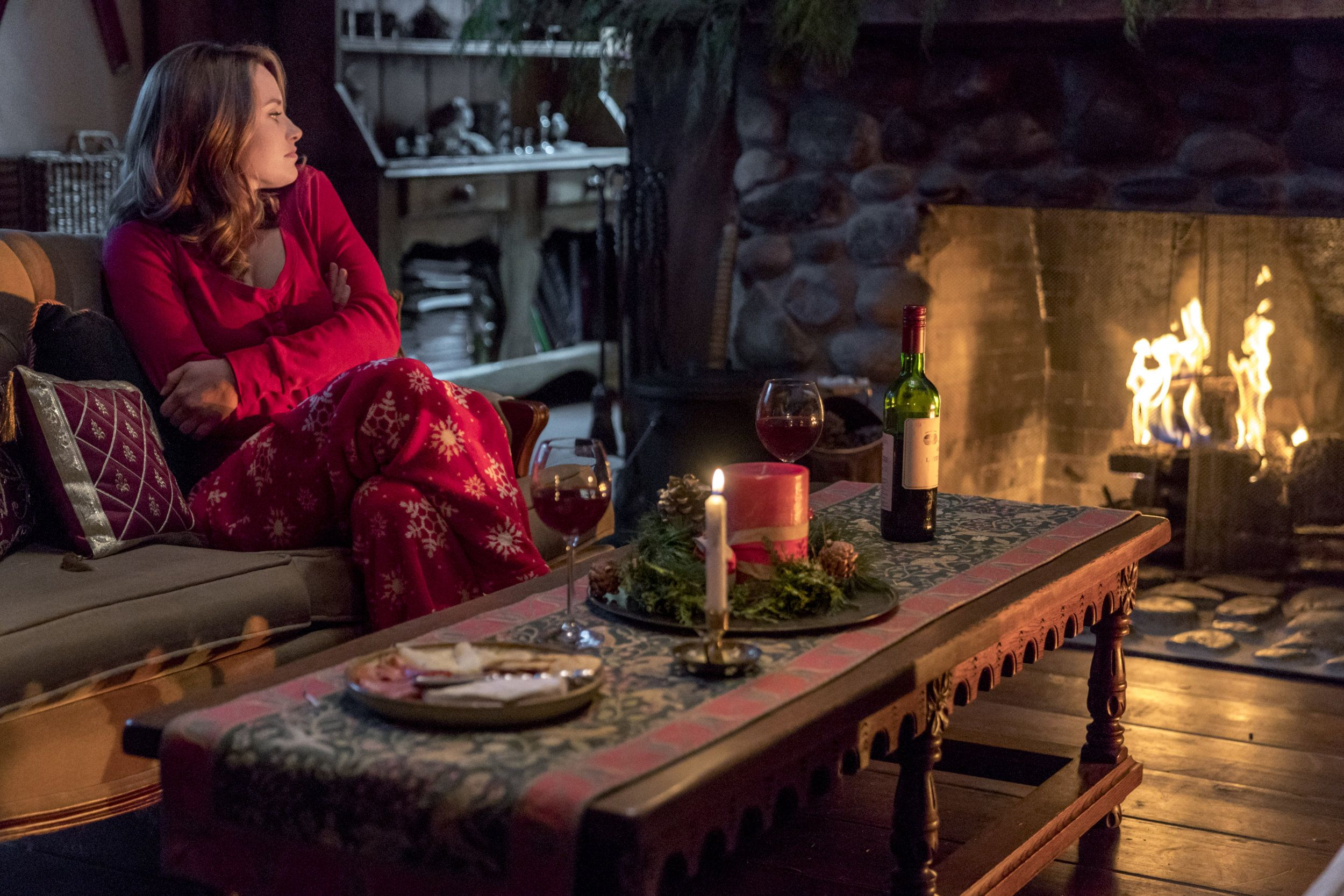 The Christmas Cottage 2019.The Christmas Cottage Photos Hallmark Channel All