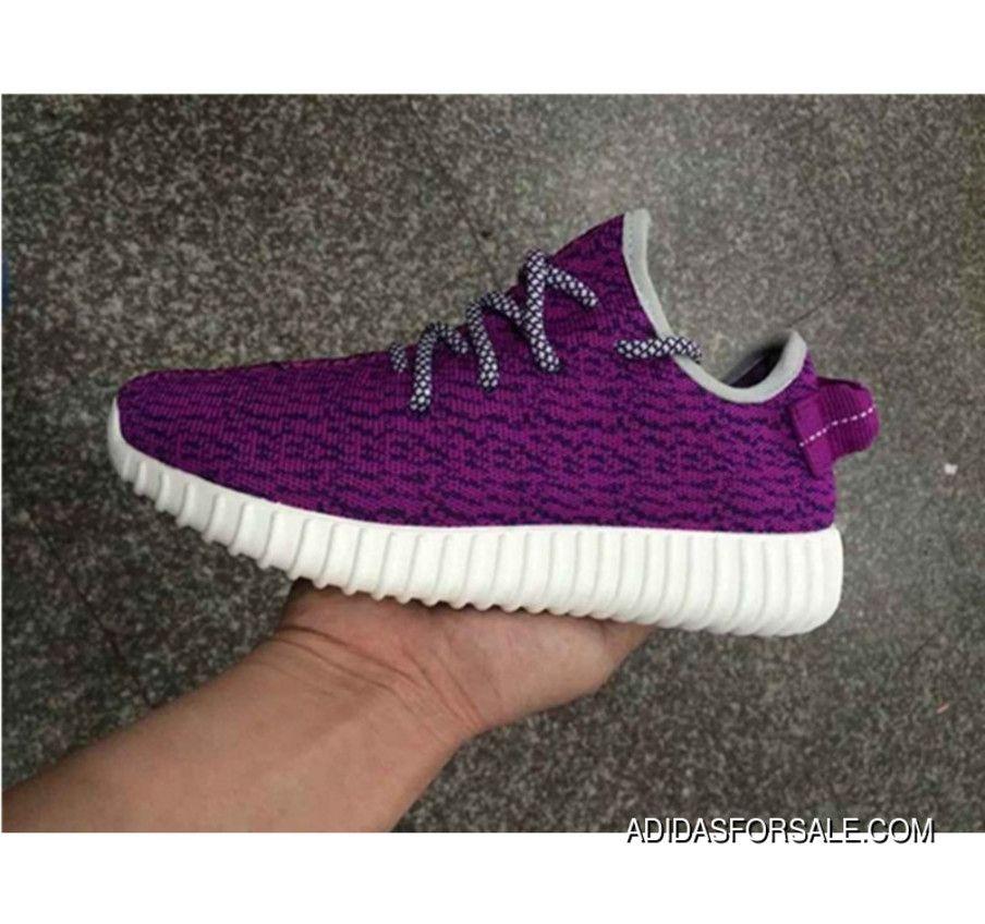 kanye adidas Yeezy 350 Boost low B35303 purple Women