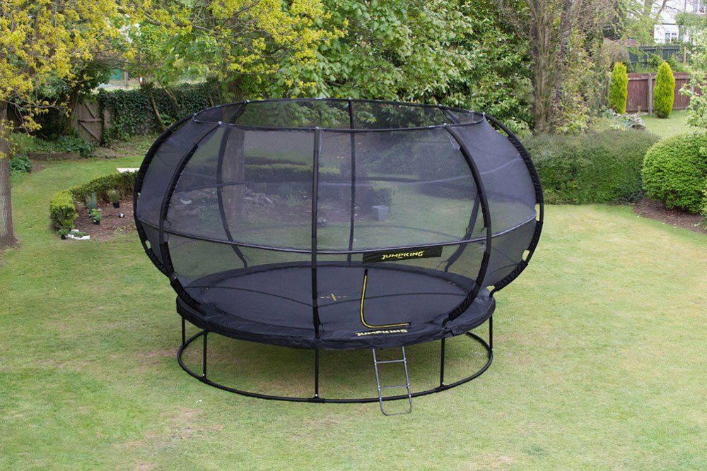 12ft zorbpod trampoline best trampoline jumpking