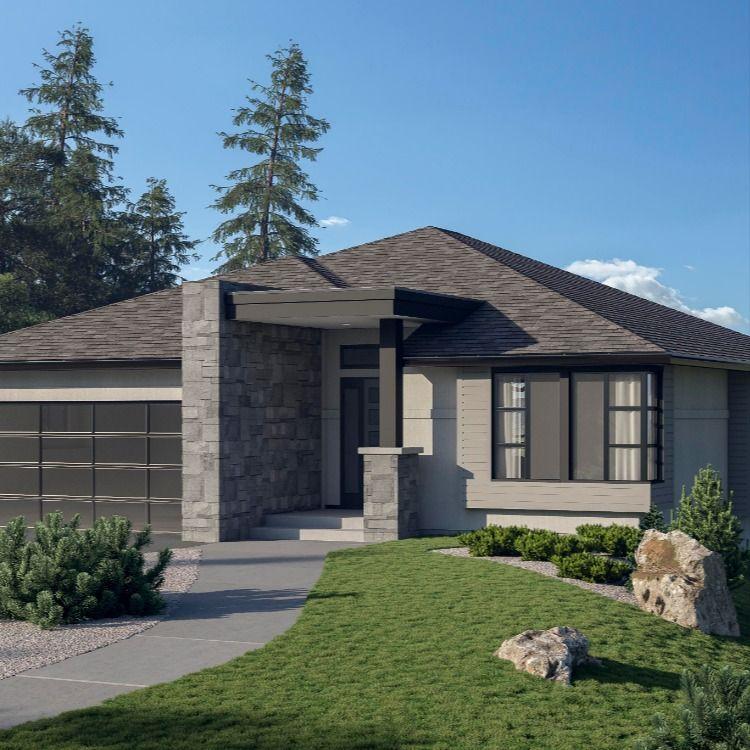 Rancher 1 2 677 Jenish House Design House Designs Exterior House Design House