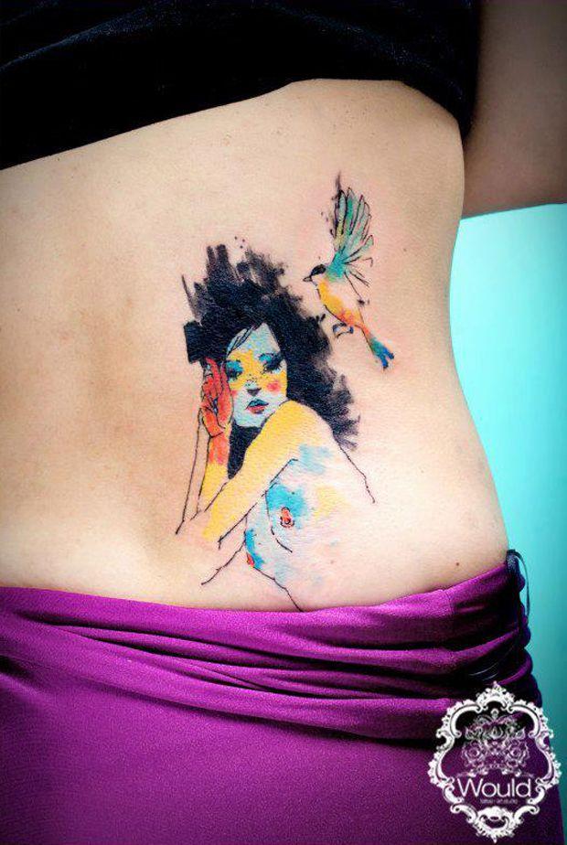 #tattoofriday – Candelaria Carballo