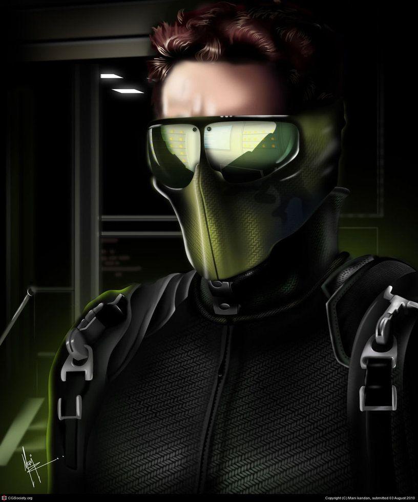 James Franco as New Goblin / Harry Osborn | Spiderman 3 ...