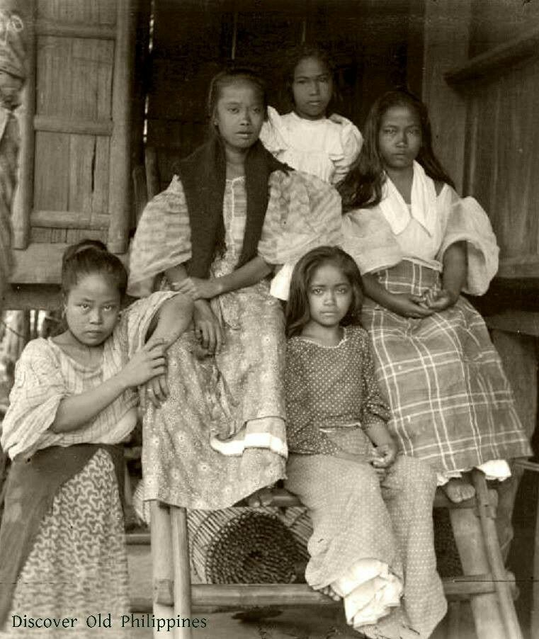 filipino fashion history