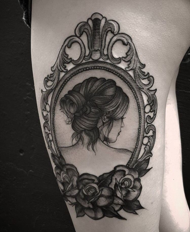 Small Mirror Tattoo: Pin By Katherine Anne Quartermaine On Ink