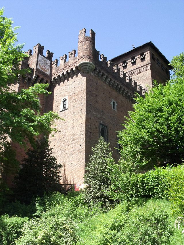 Medieval Village  in the middle of Turin| Atlas Obscura