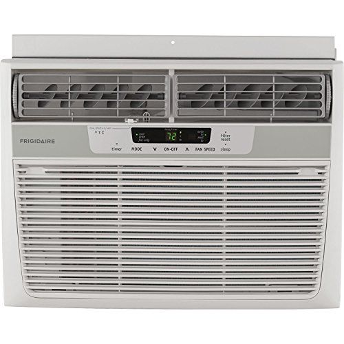Frigidaire Ffra1022r1 10000 Btu 115volt Windowmounted Compact Air Conditioner With Remo Best Window Air Conditioner Room Air Conditioner Window Air Conditioner