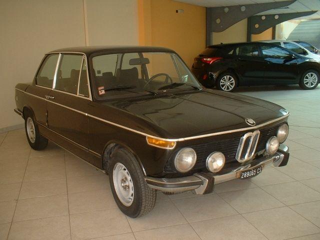 Bmw 2002 Cc 2000 Coupe A 5 850 Euro Coupe 56 000 Km Benzina 81 Kw 110 Cv 01 1975 Bmw Coupe