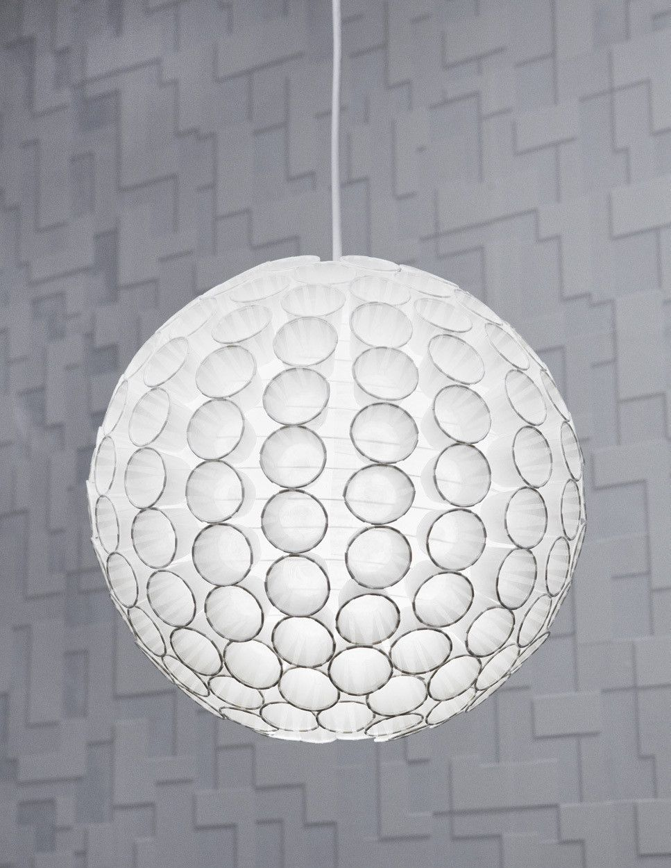 Paper Cup Pendant Light Shade | Light shades, Paper cups and Free ...