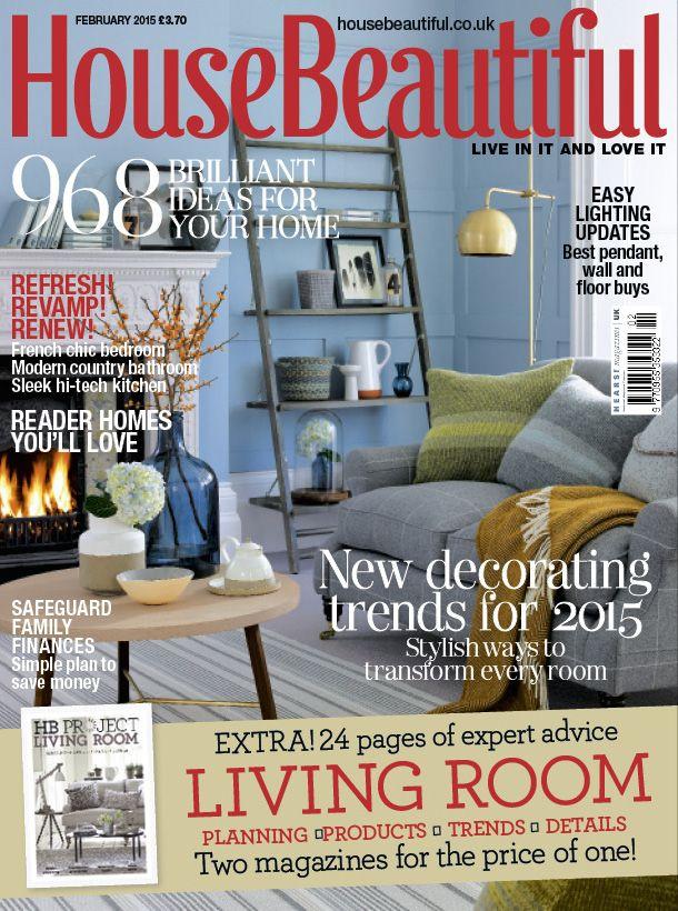 February 2015 Housebeautiful Co Uk Home Decor Design Home