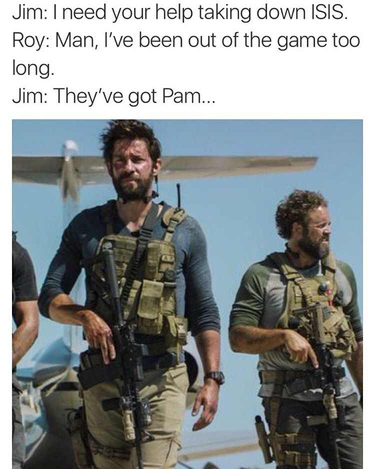 Jim Pam Roy The Office Office Memes The Office Funny