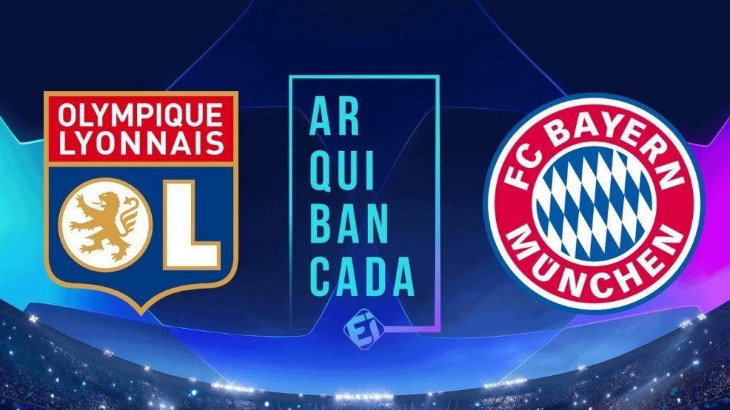 Narracao Online Lyon X Bayern De Munique Futebol Ao Vivo Esporte Interativo Tempo Real Champions League Futebol Stats Bayern Esporte Interativo Liga Dos Campeoes