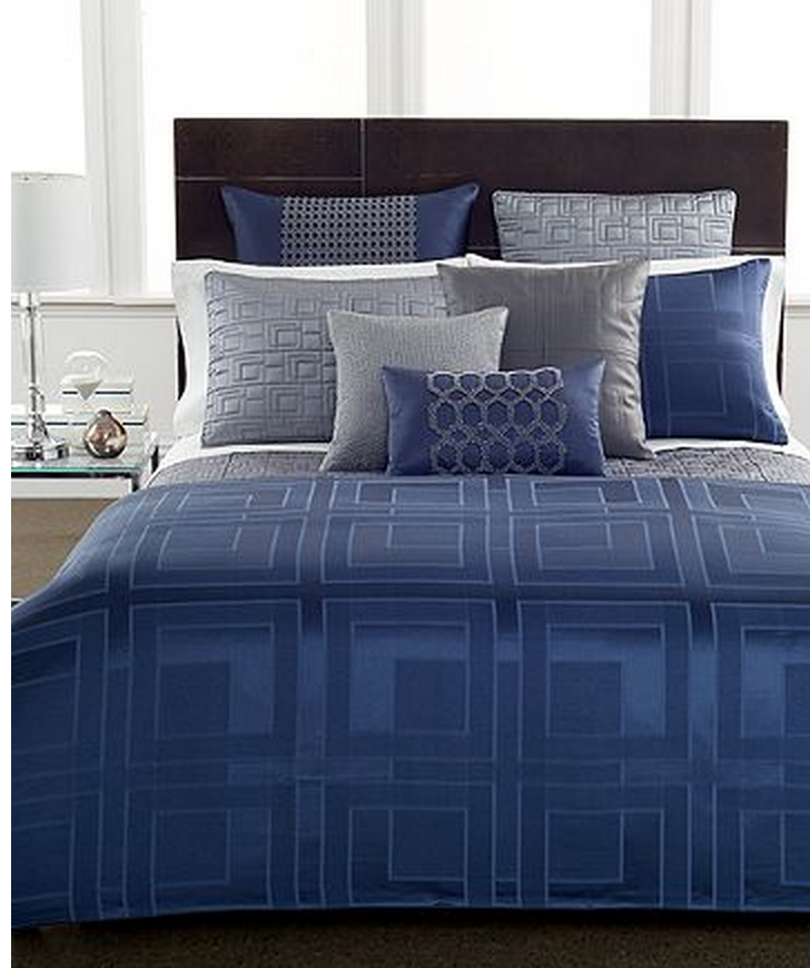 Best Royal Blue Comforter Hotel Collection Bedding Hotel 640 x 480