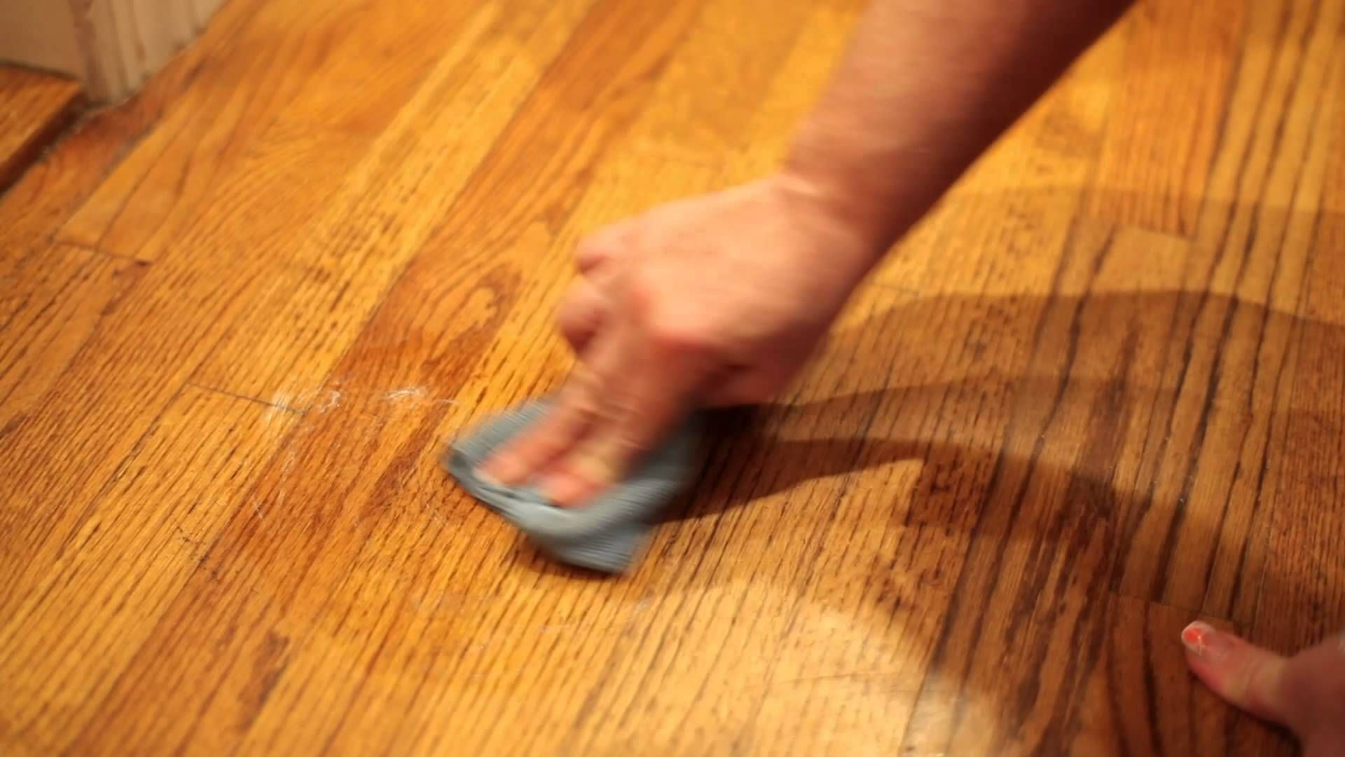 How To Get Rid Of Skid Marks On Floor