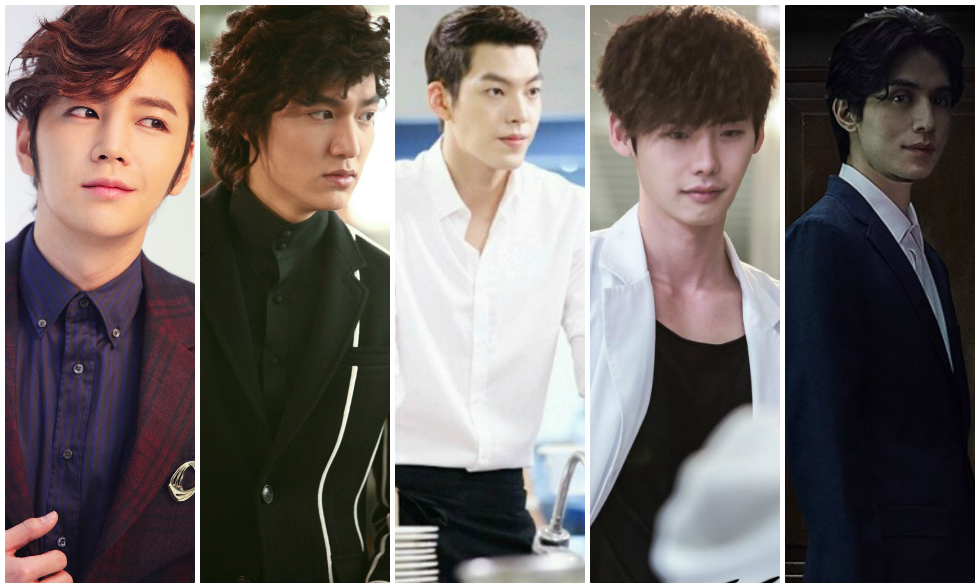 [K-Drama]: 5 cold character of Korean actors