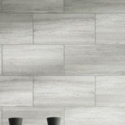 Wickes Everest Slate Porcelain Floor Amp Wall Tile 300 X 600mm
