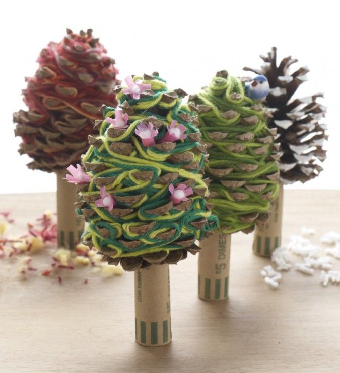 Familyfun S Everyday Fun Blog Craft A Tree From A