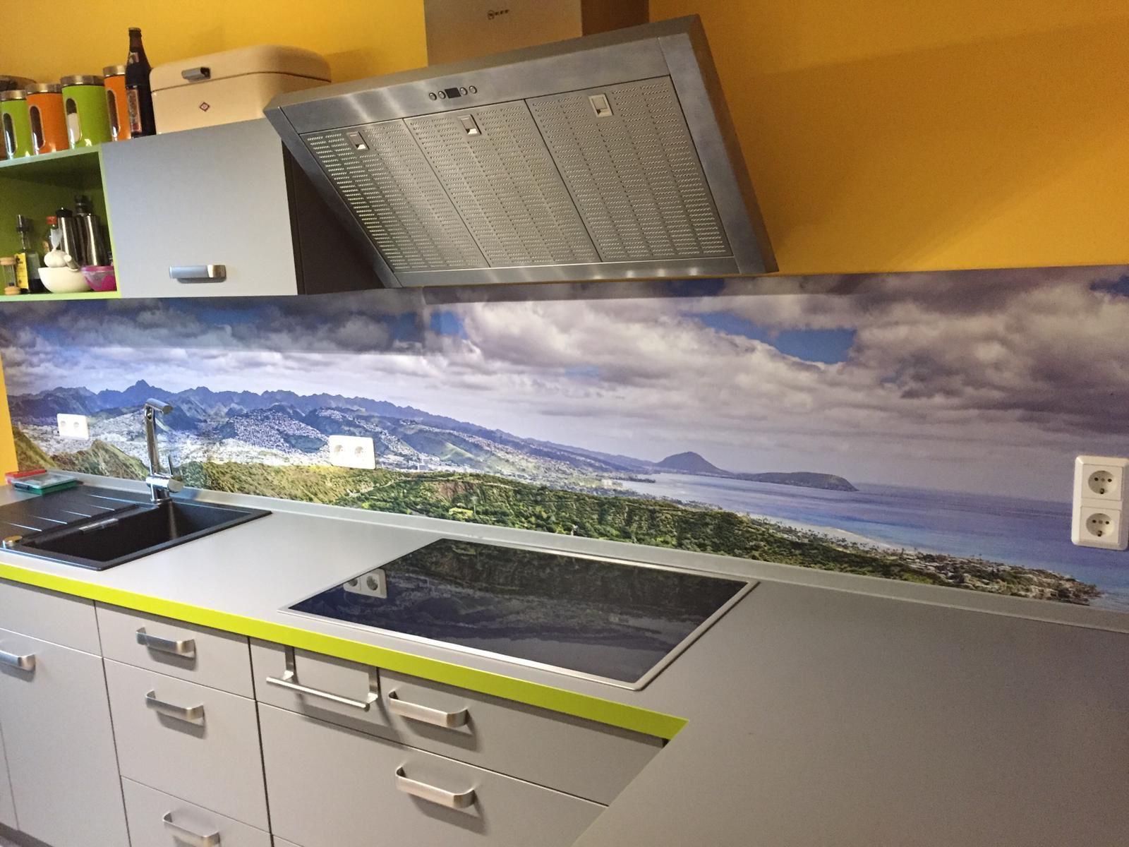 Materialmuster Bestellen Von Alu Plexiglas Oder Tapete Fliesenspiegel Spritzschutz Ruckwand