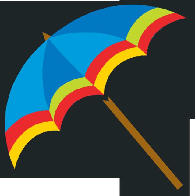 april showers clip art images april showers colorful umbrella rh pinterest com