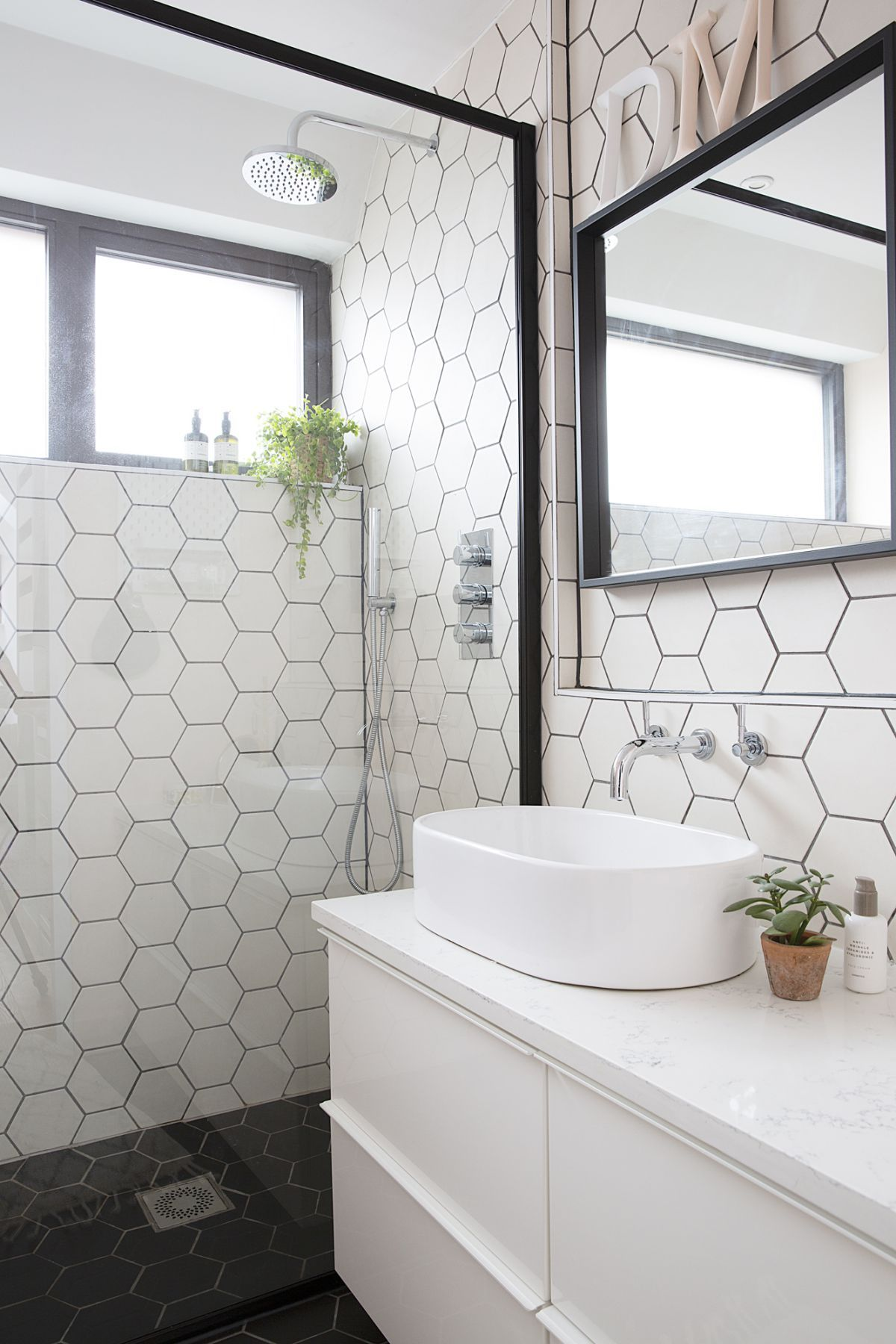 Looking for tiles for your small bathroom?