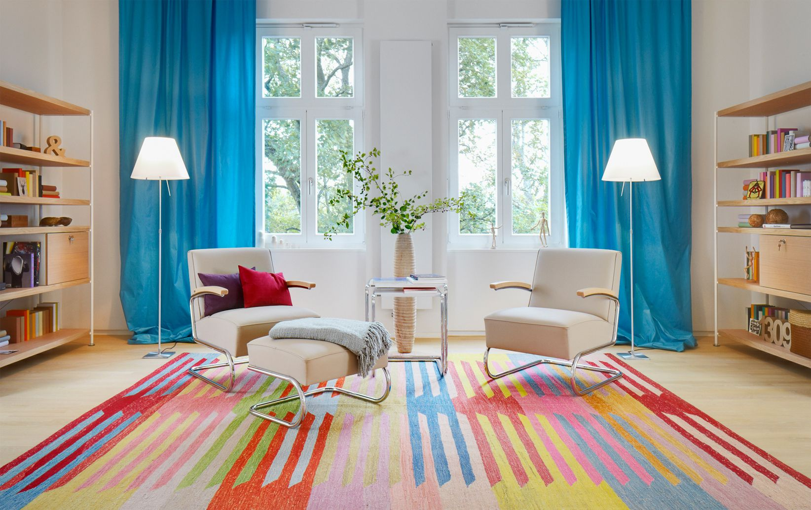 Thonet S 411 Hochwertige Möbel Sessel Zeitgenössische Möbel