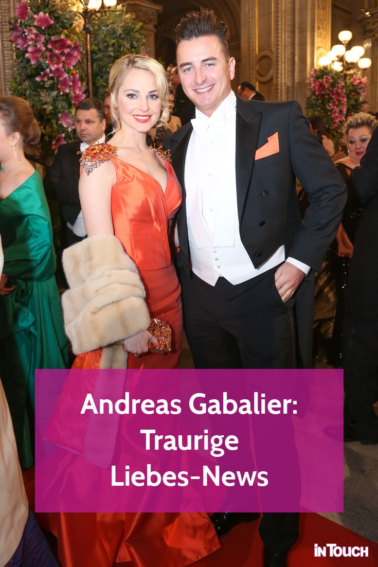 Andreas Gabalier: Traurige Liebes-News! Hat er kalte Füße