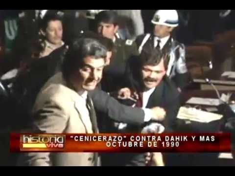 Ecuadorian Politicians Crapping At Each Other I Was A Little Kid