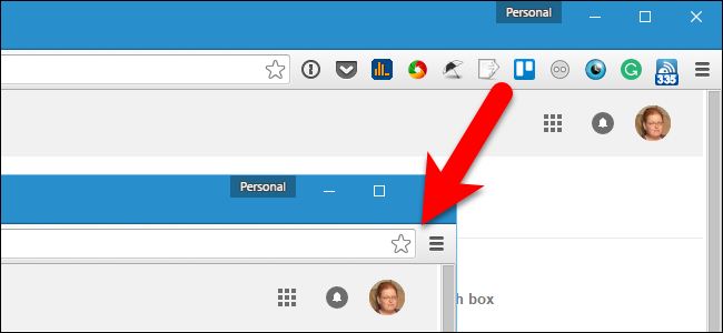 How to Rearrange or Hide the Extension Buttons on the Chrome