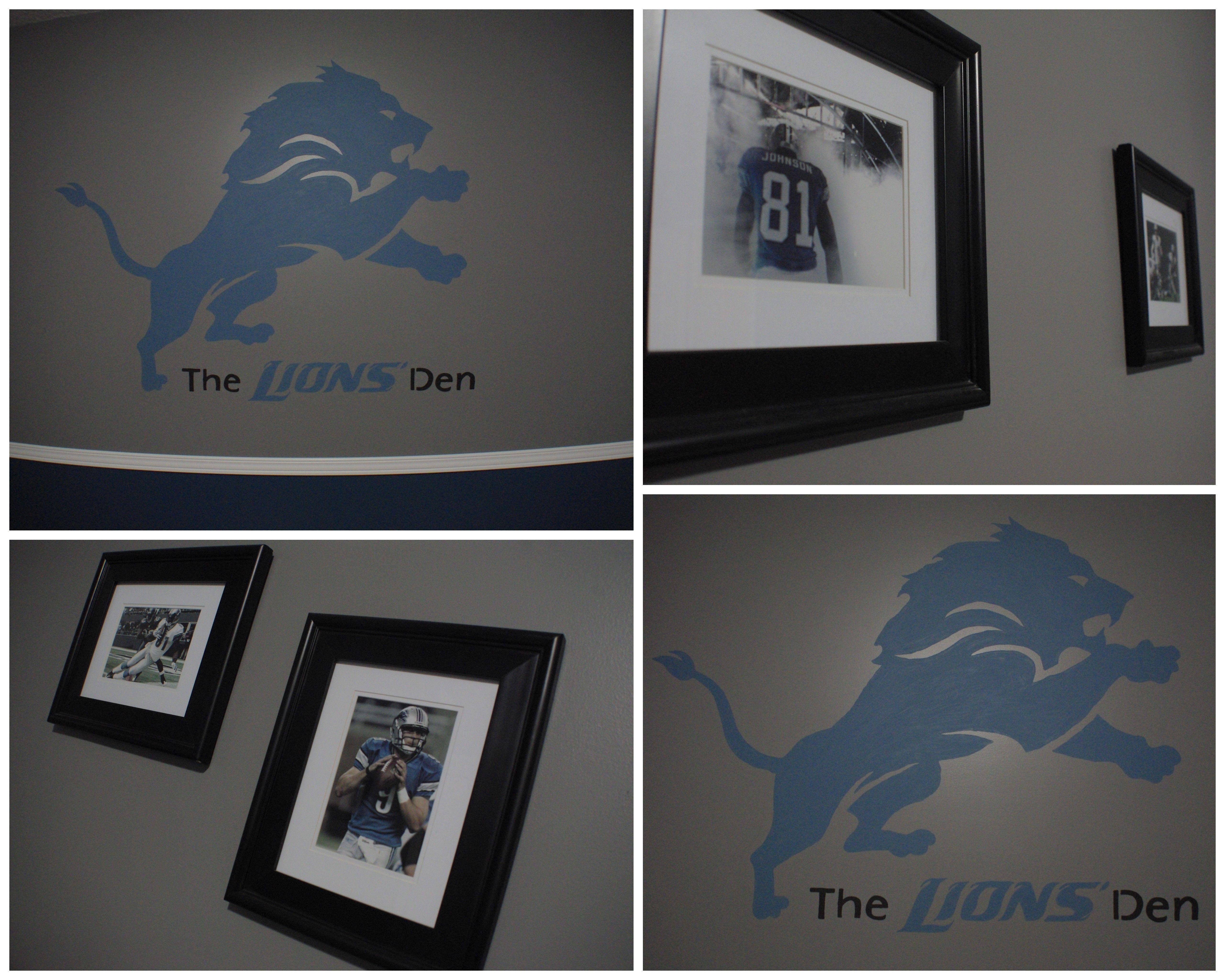 Home Decor Outlet Detroit Lions Nfl