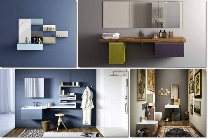 Italian bathroom design lago anteprima salone del bagno for Lago mobili bagno