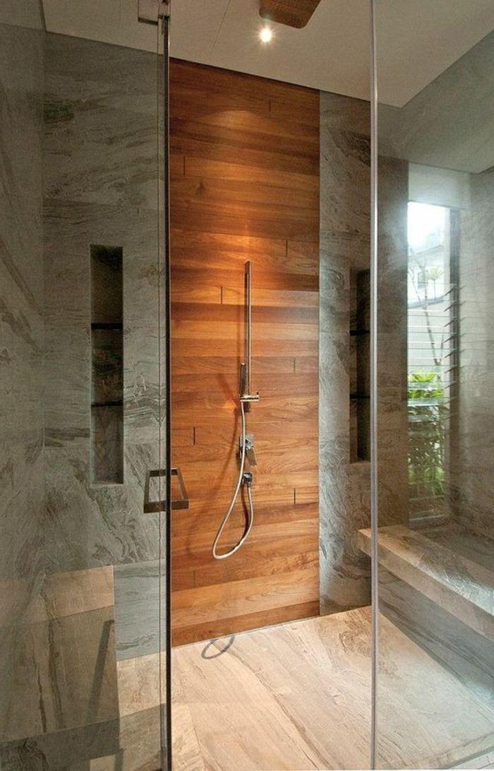 1001 ideen f r ein stilvolles und modernes traumbad duschkabine fliesen und badezimmer. Black Bedroom Furniture Sets. Home Design Ideas