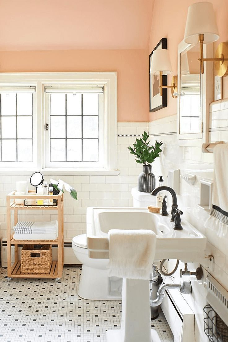 Best Brighten Up Any Room With A Flattering Peach Paint Color 400 x 300