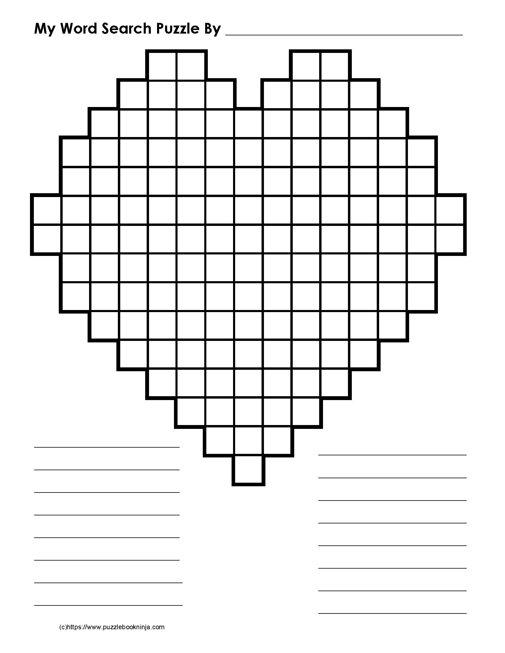 picture regarding Blank Word Search Printable known as FREEBIE blank phrase glimpse grids! Downloadable, printable