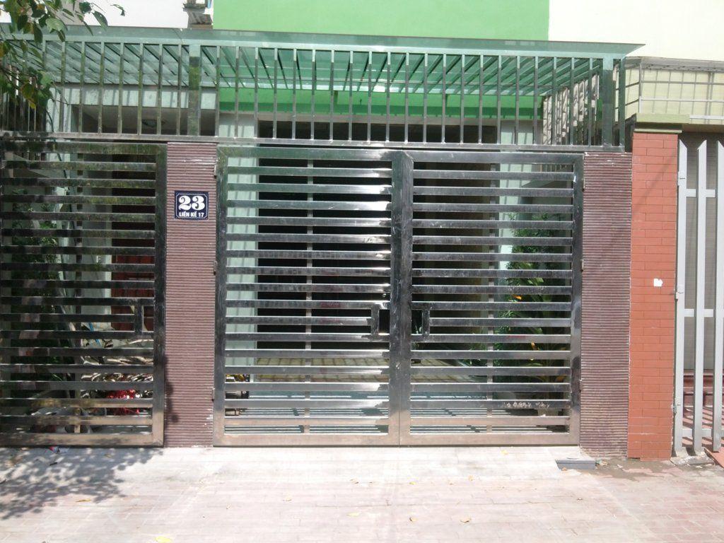 Cửa inox giá rẻ đội ngũ chuyên nghiệp tại Hà Nội