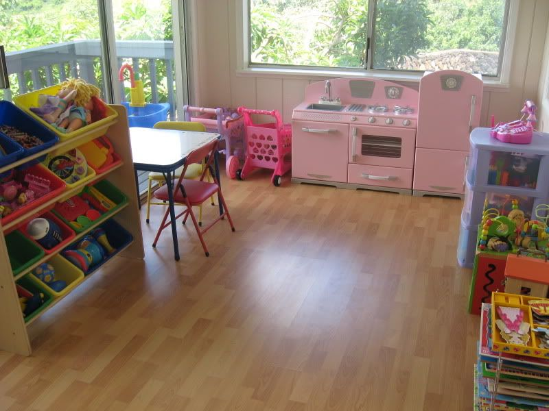 Best Floor Coverings For Basement Play Room