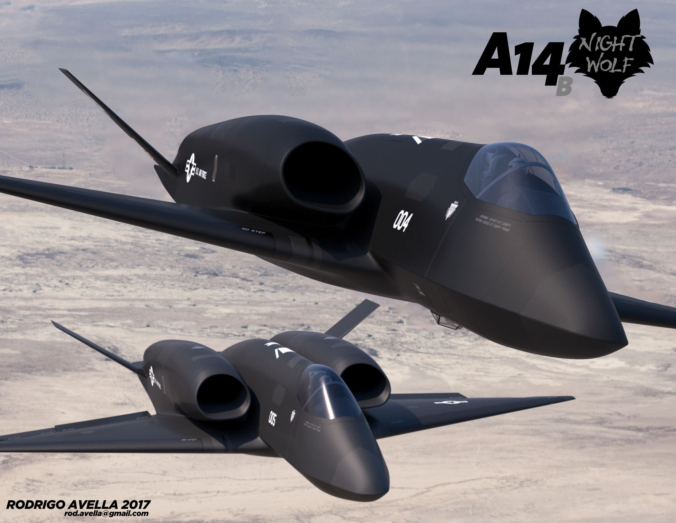 Attack variant of the successor concept of the A10 Thunderbolt II-Warthog 9ffa1a9a43a