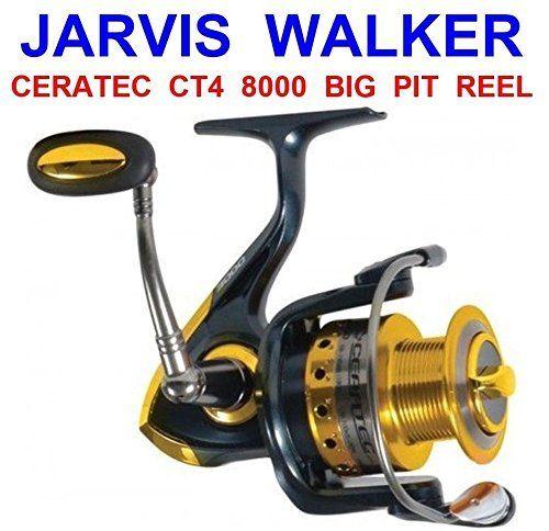 Comprar carrete de spinning Jarvis Walker – Ceratec CT4 8000
