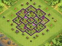 gowri th 8 clash of clans base layout