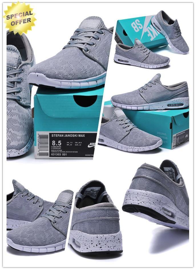 Où Puis-je Acheter À Bas Prix Gris Clair Blanc 631303 001 Nike Sb Stefan