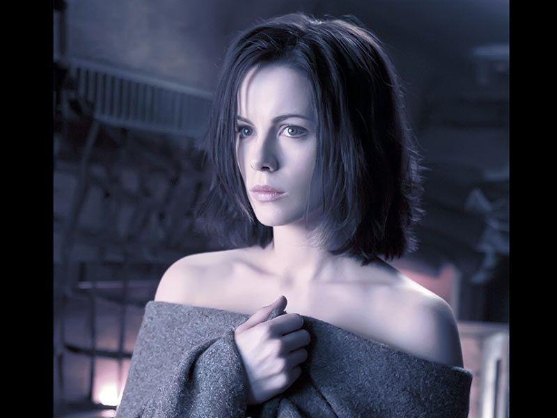 Kate Beckinsale As Selene From Underworld Hair Cut Hair Cuts And