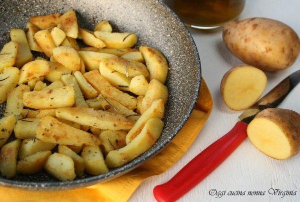 Patate+arrosto+in+padella