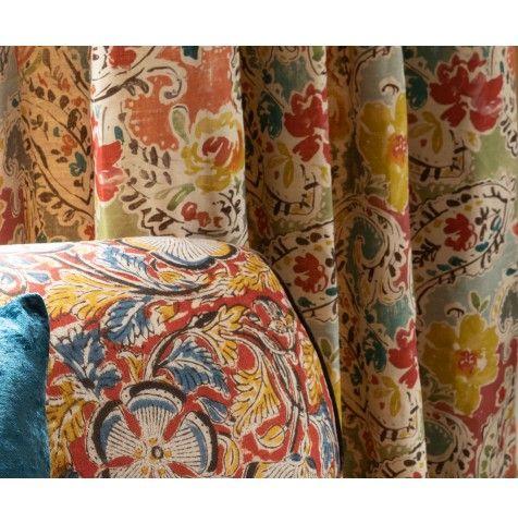 Florian Corn In 2020 Yeoward Stylish Curtains Fabric